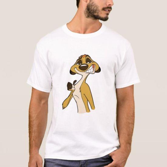 Timon Stands Proud Disney T-Shirt