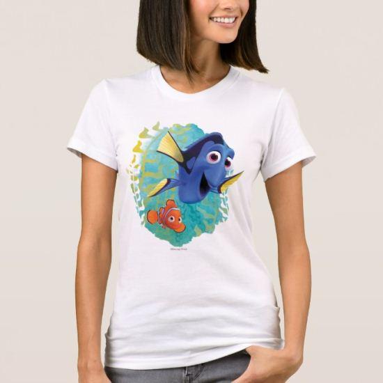 Dory & Nemo   Swim With Friends T-Shirt