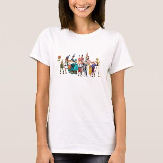 Meet the Robinsons Cast Disney T-Shirt