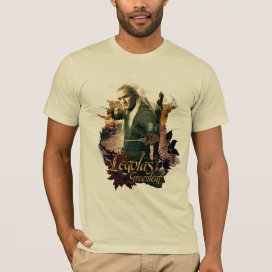 LEGOLAS GREENLEAF™ Graphic 2 T-Shirt