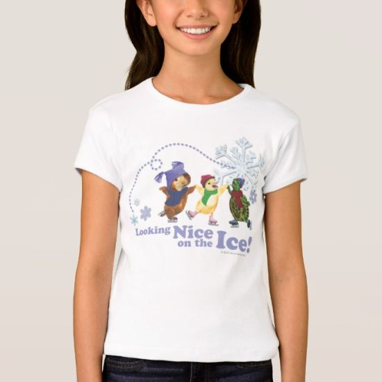 Wonder Pets! | Looking Nice On The Ice T-Shirt