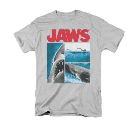 Jaws Shirt Instajaws Silver T-Shirt