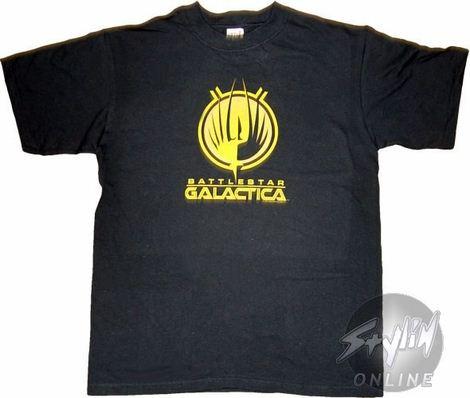 Battlestar Galactica Gold T-Shirt
