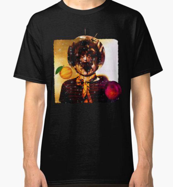 Astronomy Domine Classic T-Shirt by fuskanora T-Shirt