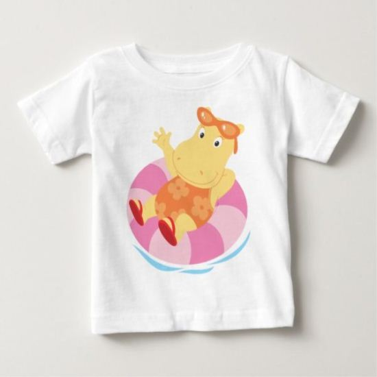 The Backyardigans | Tasha Floating Baby T-Shirt