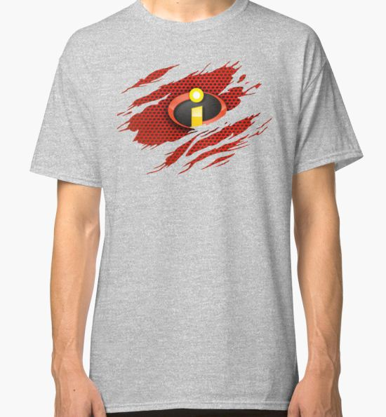 The Incredibles Classic T-Shirt by leroylink1000 T-Shirt