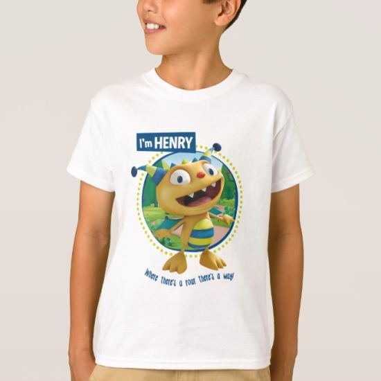 Henry - Where there's a roar there's a way! T-Shirt