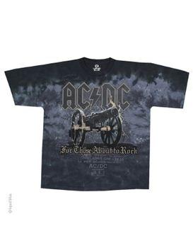 AC/DC Cannon Men's T-shirt