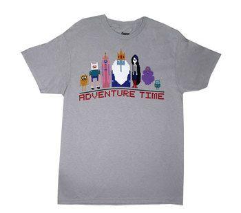 Pixel Group - Adventure Time T-shirt