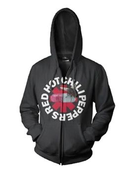 Red Hot Chili Peppers With You Men's Zip Hoodie