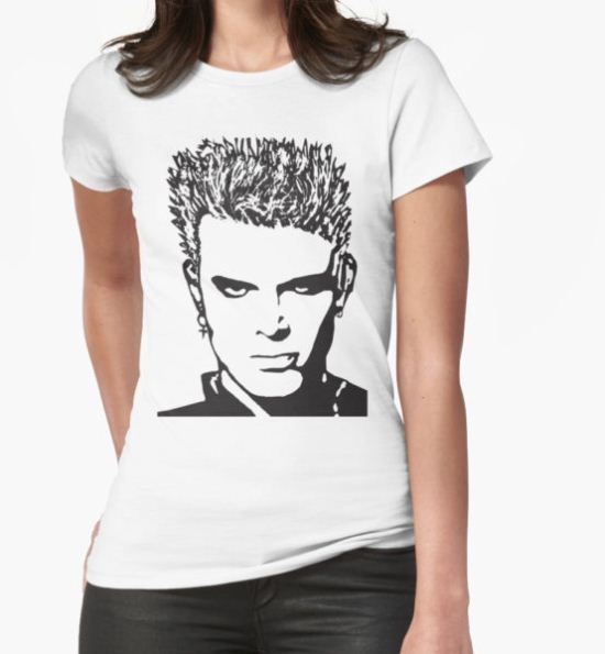 Billy Idol T-Shirt by Vox Music T-Shirt