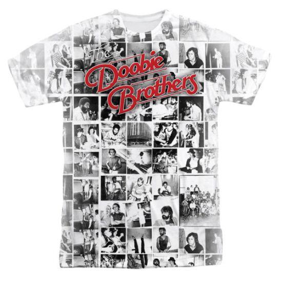 The Doobie Brothers Shirt Photos Sublimation Shirt