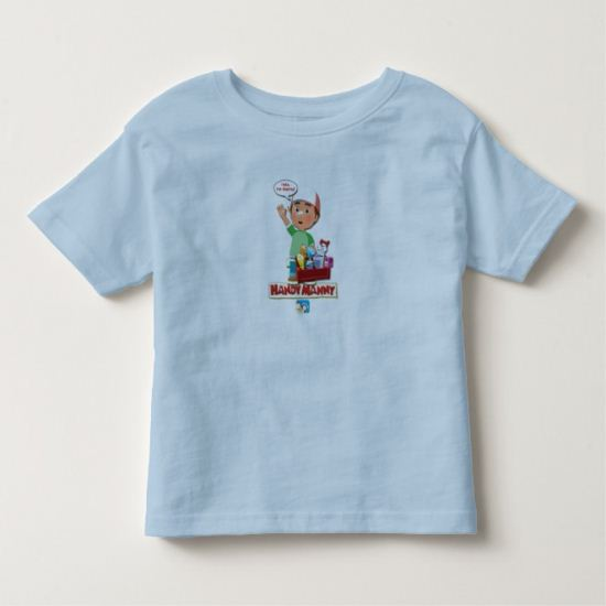 Handy Manny And His Talking Tools Disney Toddler T-shirt
