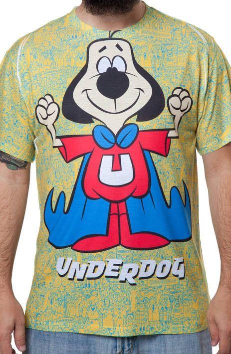 Underdog Sublimation T-Shirt