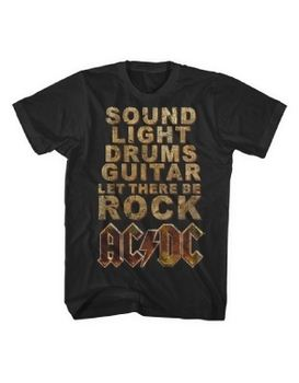 AC/DC Let There Be Rock Men's T-Shirt