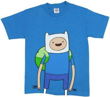 Big Finn - Adventure Time Youth T-shirt