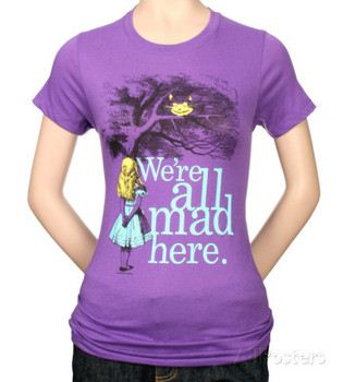 Juniors: Alice in Wonderland - We're all Mad Here