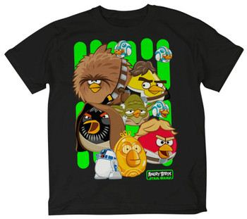 Youth: Angry Birds Star Wars - Green Nest