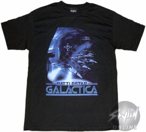 Battlestar Galactica Raiders T-Shirt