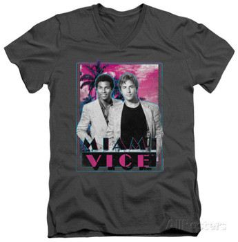 Miami Vice - Gotchya V-Neck