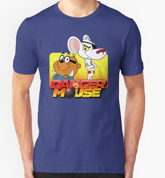 MOUSE IS DANGER T-Shirt by Arthur A Jackson T-Shirt