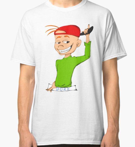 Dorks! - Ed, Edd n Eddy Classic T-Shirt by hikaru-heart T-Shirt