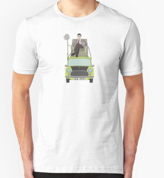 Mr Bean T-Shirt by Twagger T-Shirt