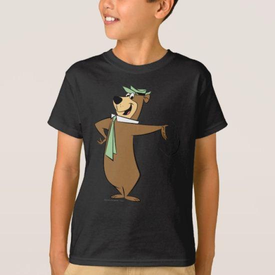Yogi Bear Here I Am T-Shirt