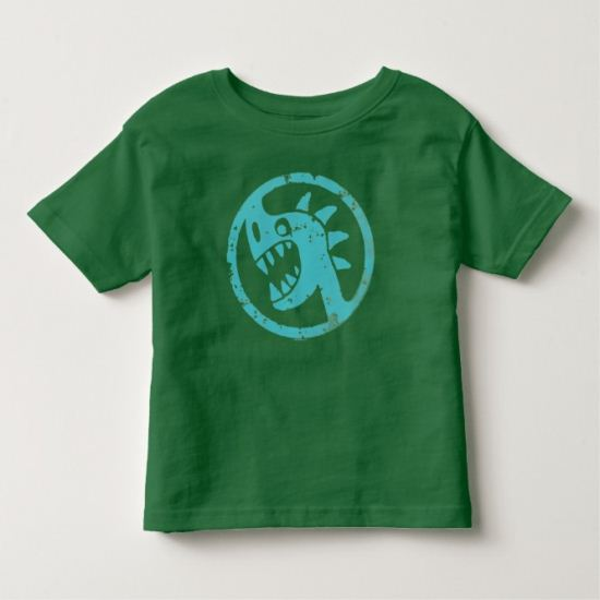 Deadly Nadder Icon Toddler T-shirt