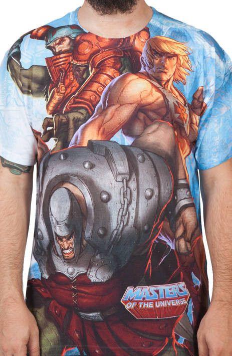 34 Awesome He-Man T-Shirts - Teemato com