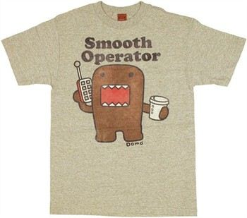 Domo-Kun Smooth Operator T-Shirt