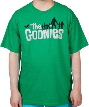 Green Goonies T Shirt