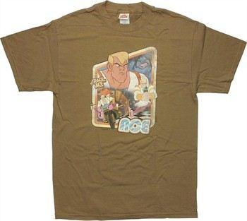 Space Ace Ace T-Shirt