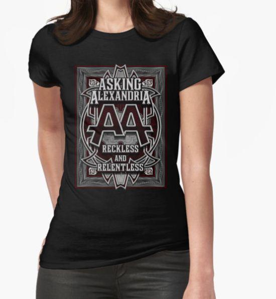 asking alexandria T-Shirt by bengisulak T-Shirt