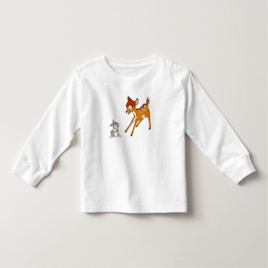 Bambi and Thumper gesturing Toddler T-shirt