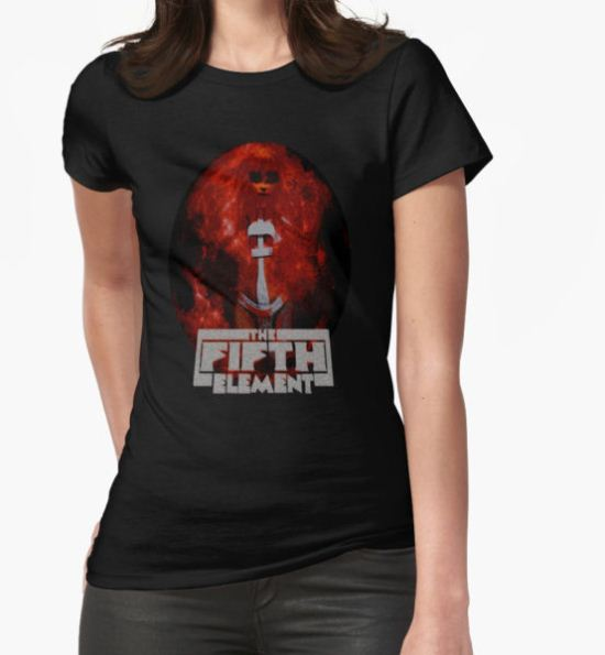 The Fifth Element T-Shirt by horrorvomit T-Shirt