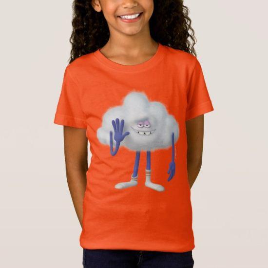 Trolls | Cloud Guy T-Shirt