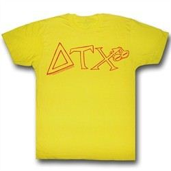 Animal House Shirt Toget Adult Yellow Tee T-Shirt