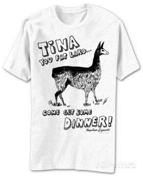 Napoleon Dynamite - Tina the Llama