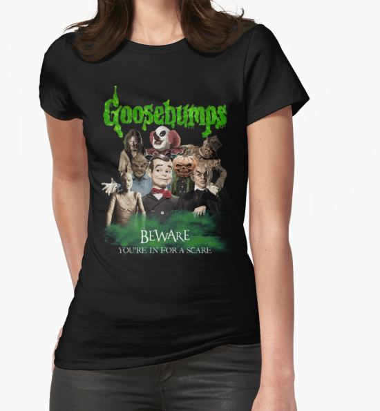 'Goosebumps' T-Shirt by ConnorMcKee T-Shirt