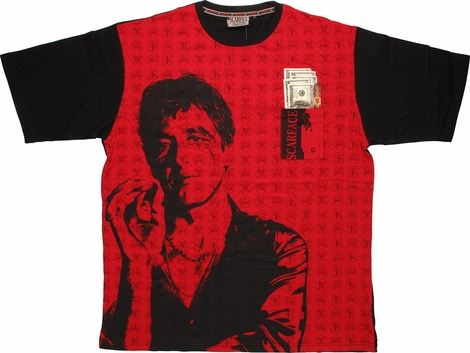 Scarface Two Tone T-Shirt