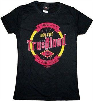True Blood Tru: Blood Label Baby Doll Tee