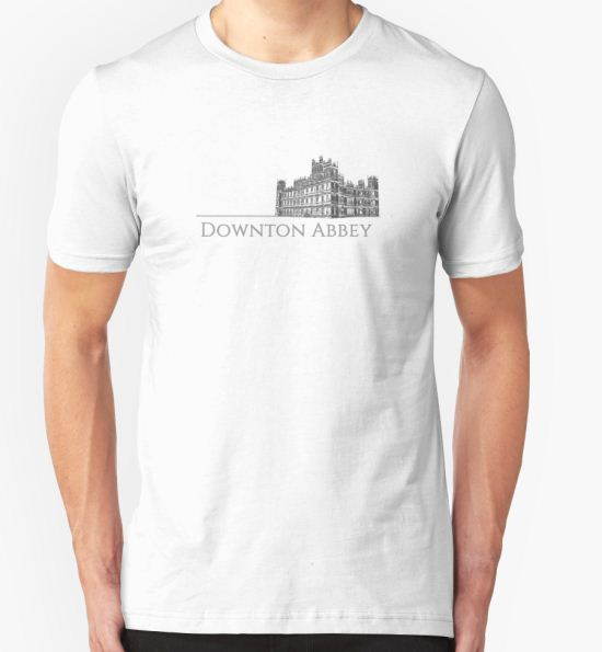'Downton Abbey' T-Shirt by consultingcat T-Shirt