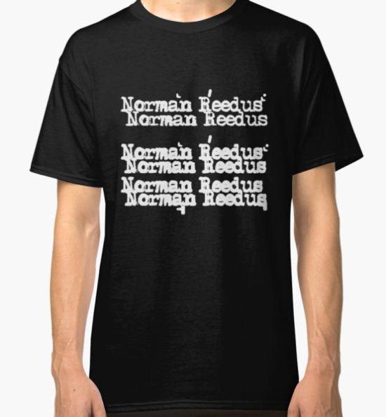Norman Reedus/Cheap Trick Classic T-Shirt by Ryleh-Mason T-Shirt