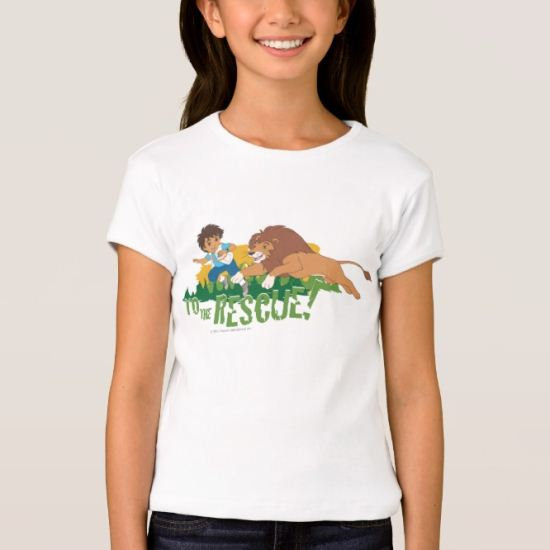 Go Diego Go! | To The Rescue! T-Shirt
