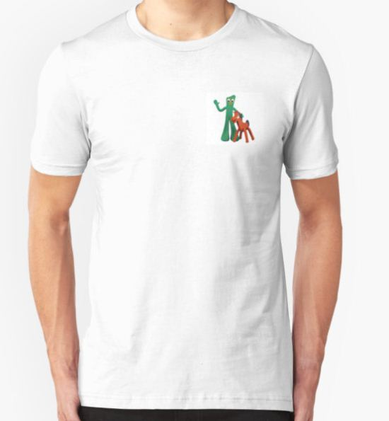 GUMBY T-Shirt by AJLOVESUMORE T-Shirt