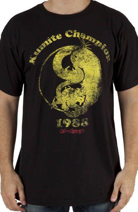 Kumite Champ Bloodsport T-Shirt