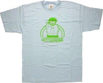 South Park Chef Lovaaaa T-Shirt