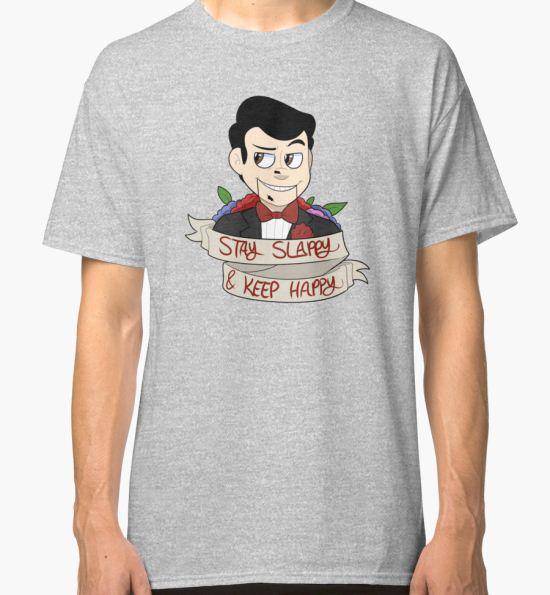 'Stay Slappy' Classic T-Shirt by itsaaudra T-Shirt