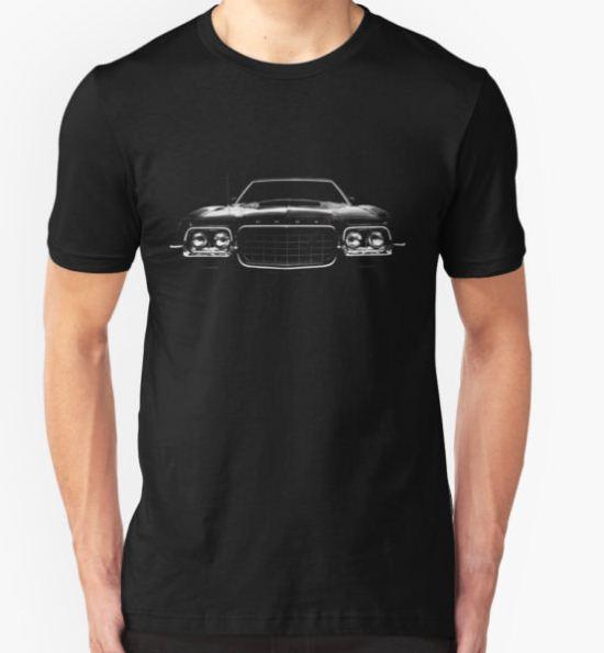 1972 ford gran torino T-Shirt by hottehue T-Shirt